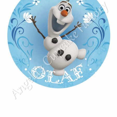 Olaf groot rond