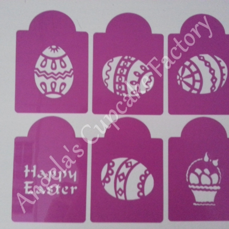 Stencil Easter