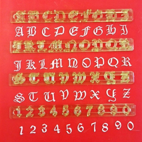 400266 fmm alphabet old english