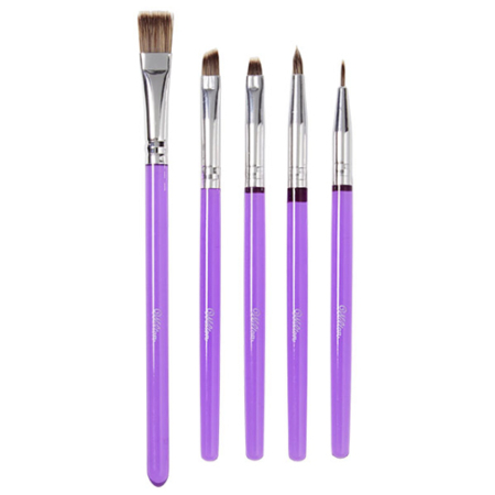 Wilton Decorating Brush Set/5