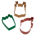 Wilton Holiday Cookie Cutter Set/3