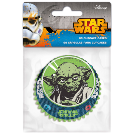 Stor Baking Cups Star Wars pk/60