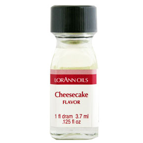 LorAnn Super Strength Flavor - Cheesecake- 3.7ml