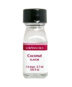 LorAnn Super Strength Flavor - Coconut - 3.7 ml
