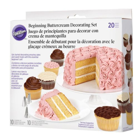 Wilton Buttercream Basic Decorating Set/20