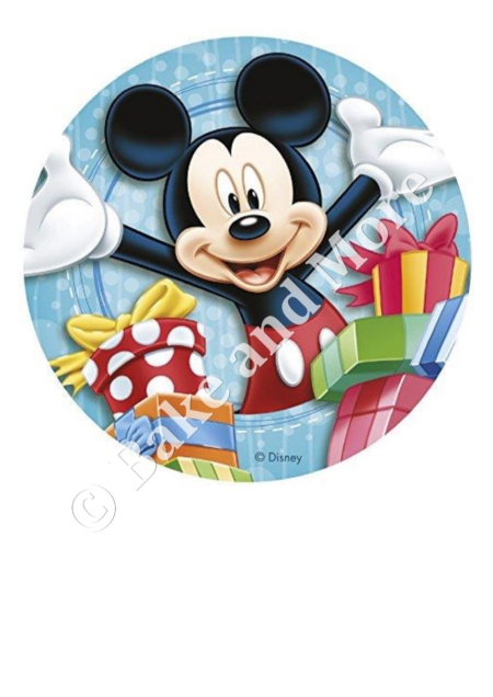 Mickey Mouse Rond 1