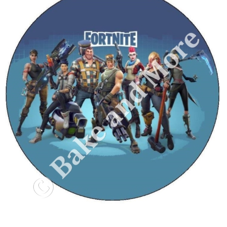 Fortnite Battle Royale 3