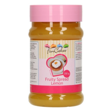 FunCakes Fruity Spread -Citroen- 350g