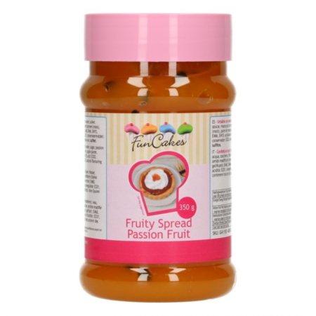 FunCakes Fruity Spread -Passievrucht- 350g