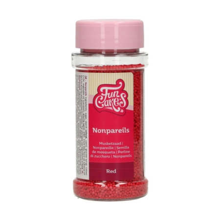 FunCakes Musketzaad Rood 80 g