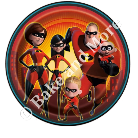 Incredibles Rond