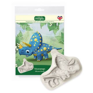 Katy Sue Mould - Triceratops