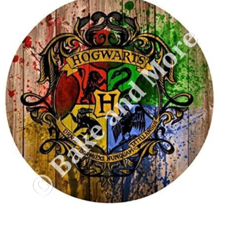 Harry Potter Hogwarts 1