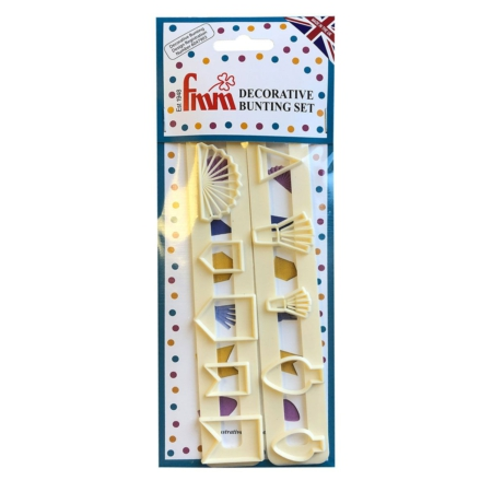FMM Decorative Bunting Set