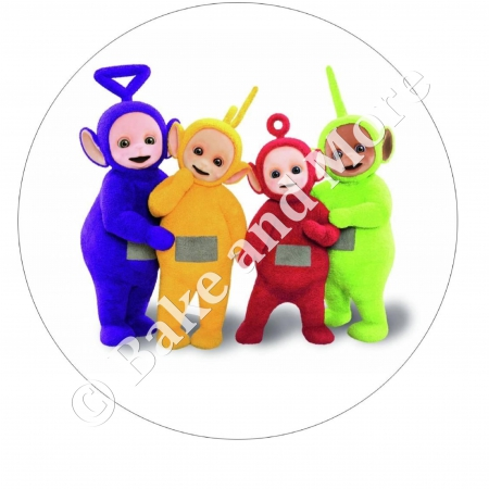Teletubbies rond 3
