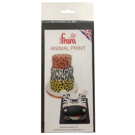 FMM Animal Print Cutter
