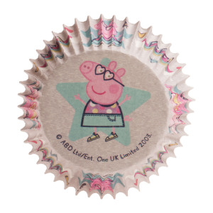 Peppa Pig Baking Cups 25 st.