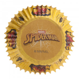 Spiderman Baking Cups 25 st.