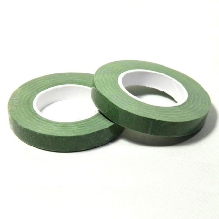 .Dekofee Floral Tape -Middle Green- 12mm