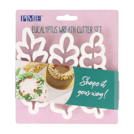 PME Wreath Eucalyptus Cutter Set/3