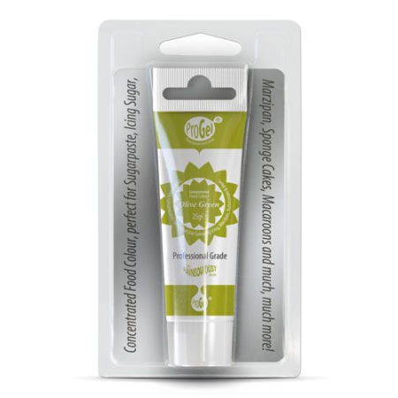 RD ProGel® Concentrated Colour - Olive Green -