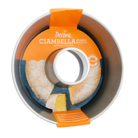 Bundt savarin nonstick pan