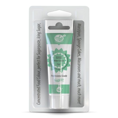 RD ProGel® Concentrated Colour - Mint Green -