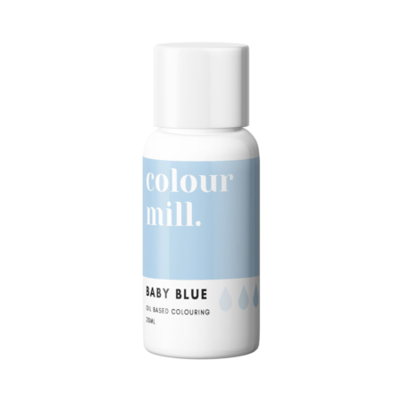 Colour Mill – Baby Blue 20 ml