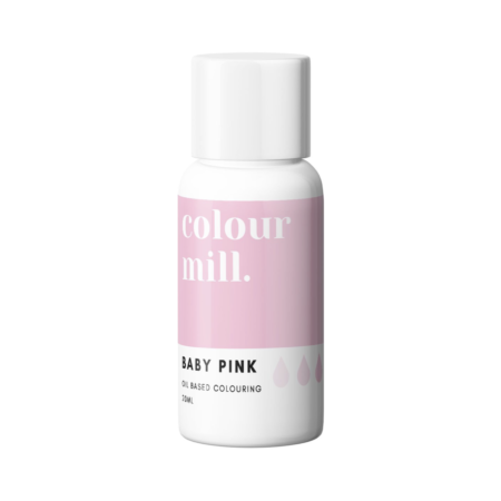 Colour Mill – Baby Pink 20 ml