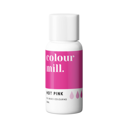 Colour Mill – Hot Pink 20 ml