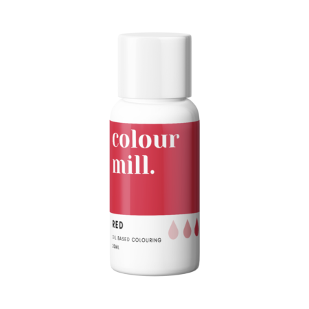 Colour Mill – Red 20 ml